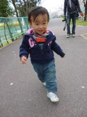 歩きたい!