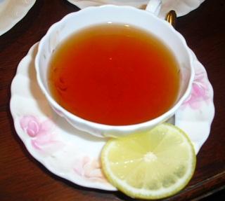 平成22年1月8日パオン・紅茶