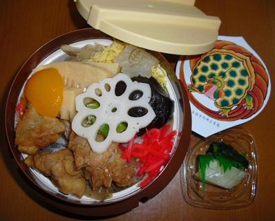 亀山牛蒡釜飯1-a