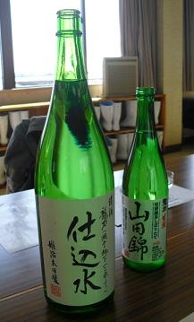 平成22年2月21日本田商店・試飲会1