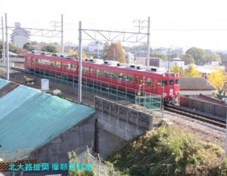 名鉄ありし日の三河線トリオ 4