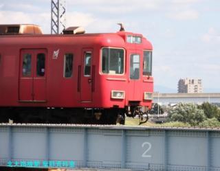 名鉄瀬戸線 6750形を撮る 9.13 3