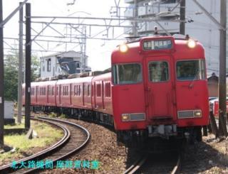 名鉄瀬戸線 6750形を撮る 9.13 4