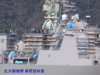 ユニバーサル造船に停泊してる護衛艦とか 5