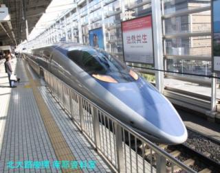 京都駅の500系新幹線 2