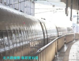 京都駅の500系新幹線 4