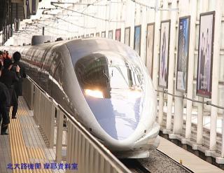 京都駅の500系新幹線 7