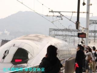 京都駅の500系新幹線 10