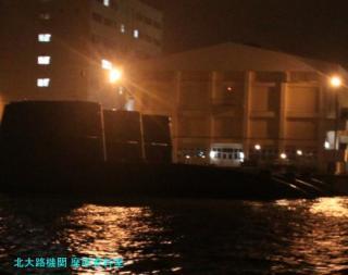 横須賀基地1024 電灯艦飾 5