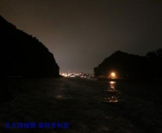 夜の吉倉から夜の船越へ 1