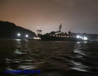 夜の吉倉から夜の船越へ 2