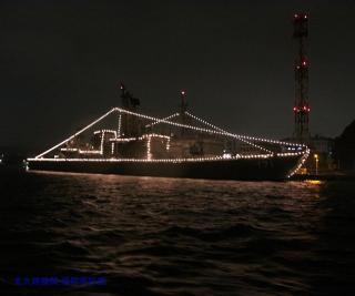 夜の吉倉から夜の船越へ 3
