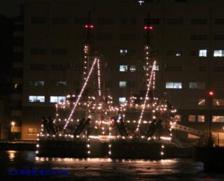 夜の吉倉から夜の船越へ 4