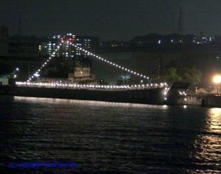 夜の吉倉から夜の船越へ 6