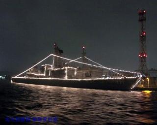 夜の吉倉から夜の船越へ 9