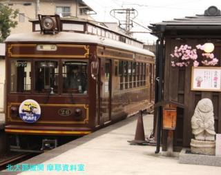 京福電鉄を新カテゴリに追加 2