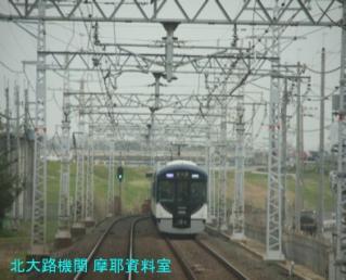 京阪8000系五連発 8