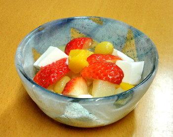 白金彩 デザート鉢に