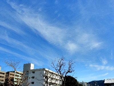 冬の空2010