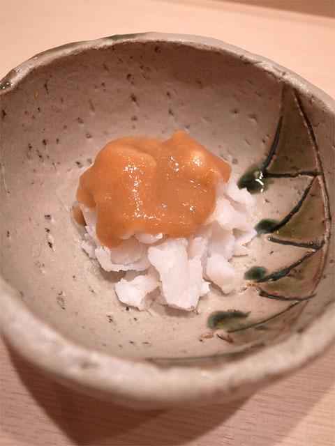 130804紺乃-穴子の洗い