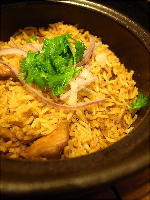 130322enso-奥美濃古地鶏の土鍋ビリヤニアップ