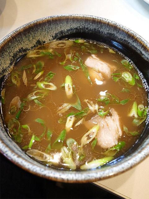 130825麺野郎-つけ麺・つけ汁