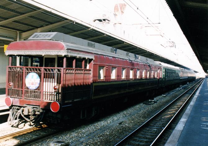 08・但馬号・味めぐりレトロ(大阪)1996.12.14