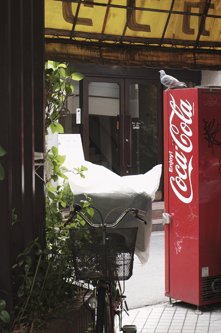 07・喫茶店で羽休め