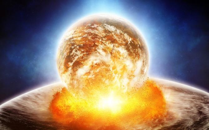 隕石衝突2