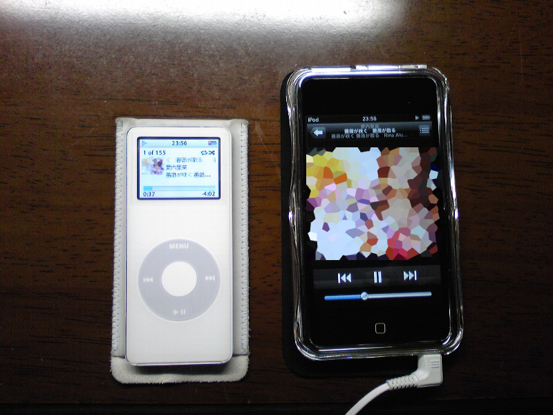 iPod touch & nano