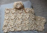夏バッグ編みかけ200
