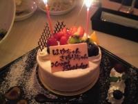 BIRTHDAY♪2-20131110