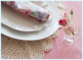 テーブル ロマンティック2