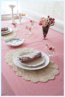 テーブル ロマンティック3