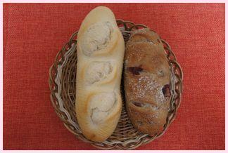 白殻五粉さんのパン