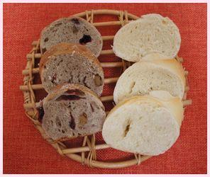 白殻五粉さんのパン2
