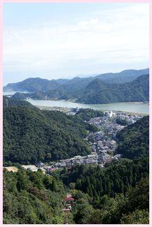 大師山からの眺め1
