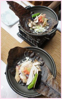 7宴 朴葉焼き