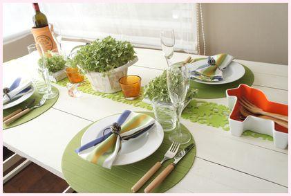 テーブル ナチュラル20111007-2