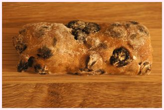 レーズンのパン1