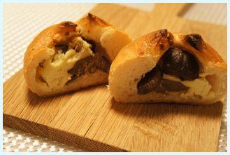 グランディール下鴨 栗クリームチーズ2