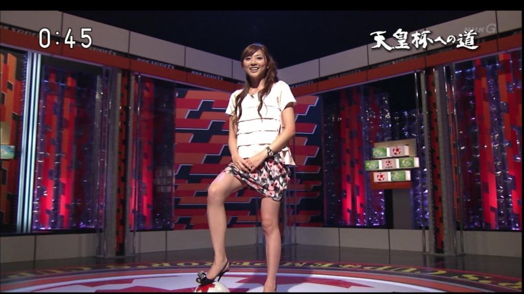山岸舞彩 NHK