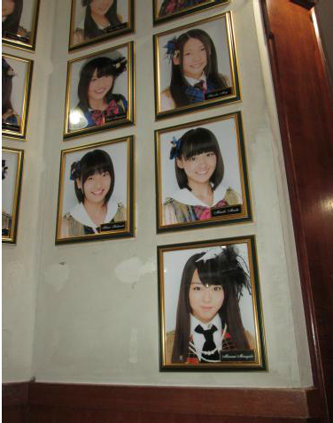 峯岸みなみ AKB48劇場 顔写真