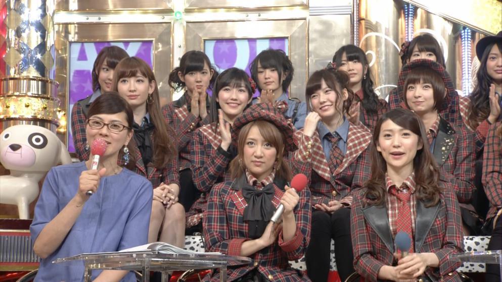 火曜曲 AKB48
