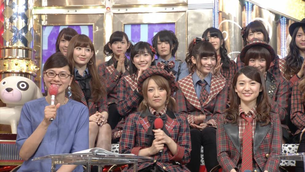 火曜曲 柏木由紀 AKB48