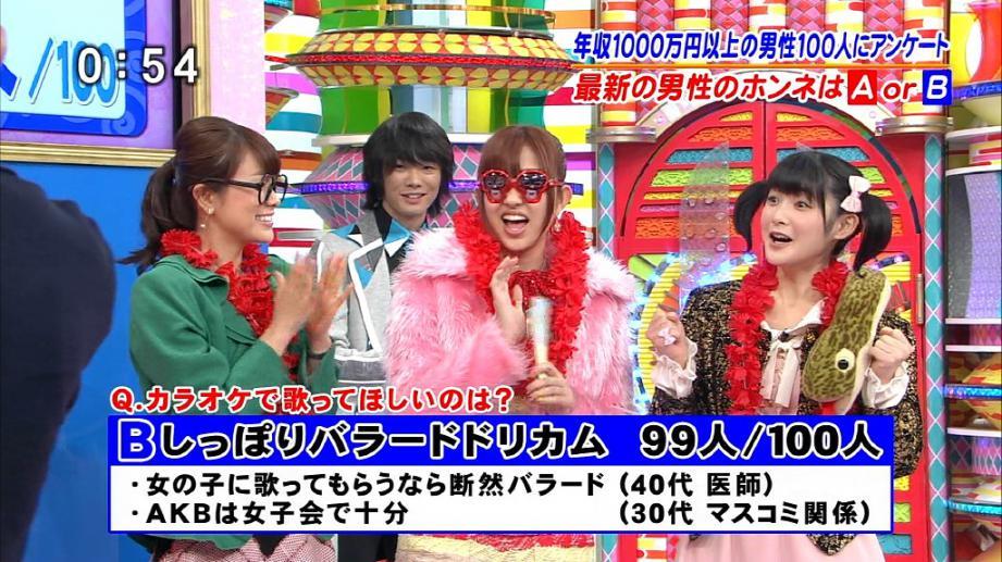 AKB48 ももち 笑っていいとも!