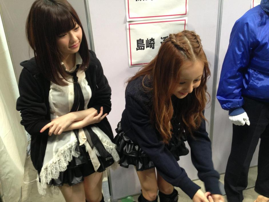 島崎遥香 ぱるる AKB48 握手会