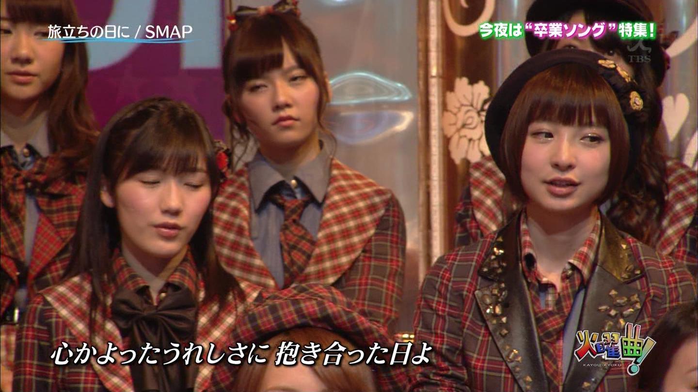 島崎遥香 AKB48 火曜曲