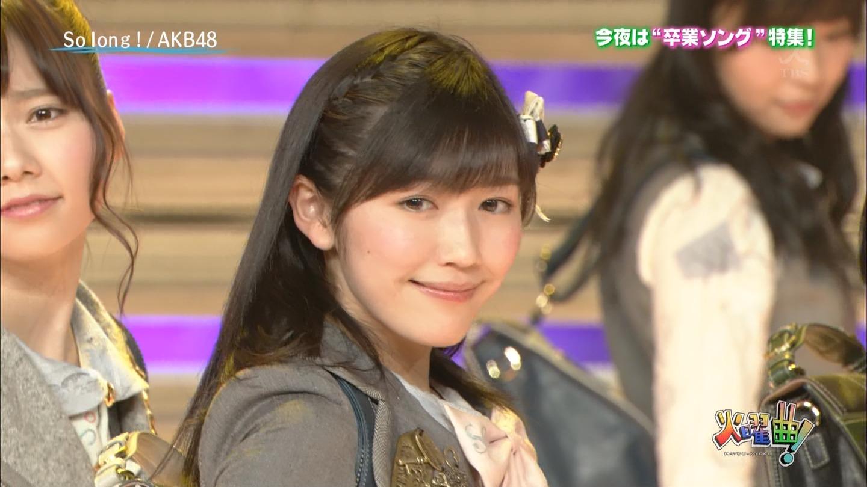 渡辺麻友 AKB48 火曜曲