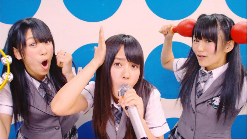 ラウンドワンCM NMB48